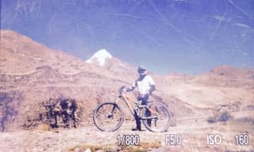 Biking in Peru 2016
