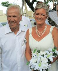 Bill and Cassie Wedding in Bali