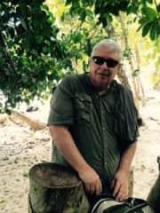 Robert in Costa Rica