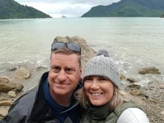 Kim and Steve Hillson