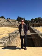 Peter in Spain