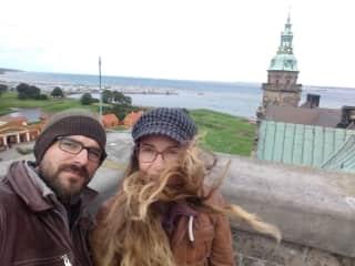 Denmark.. beautiful and YES, it wa s windy ;)