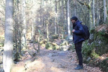 We like it to do hikes, trekking, all kind of sports. (That´s in Germany)