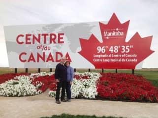 Lorenz and Pauline ,Winnipeg Manitoba