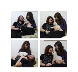 Leo, Gaby and Mora