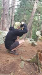 Matt loves taking photos