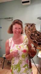 Women's Institute evening with Owl Rescue Charity