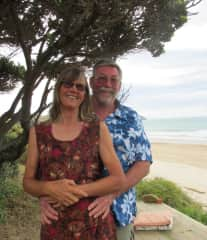 us on our 30th wedding anniversary