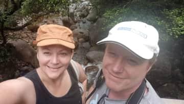 Hiking in Queensland...
