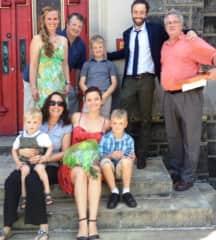 Family on graduation day!
