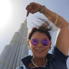 Me in Dubai, I lived there for 2 years