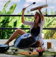 self-sound healing session for laughter and joy
