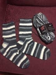 Some socks for Xmas presents