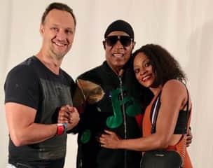 Johannes, Stevie & Dimisea