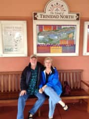 Mike and Ann travelling