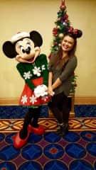 A Disney Christmas is the best kind Christmas!