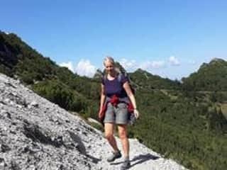 Fürstensteig hike in Liechtenstein