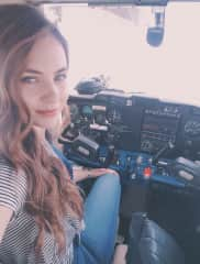 Me and Cessna 152 :)