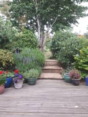 Santi Bhavana garden