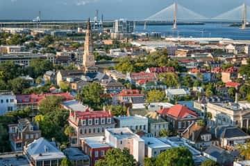 Historic Charleston - 45 minutes away!