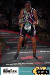 Completing the World IRONMAN Championships in 2019 with a Broken Arm