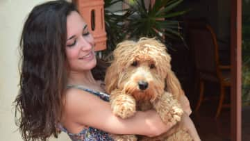 Lu with Thory - House and pet sitting in Ajijic, Mexico