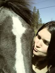 Horses are such beautiful, soulful animals