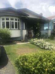 Our home in Auckland NZ