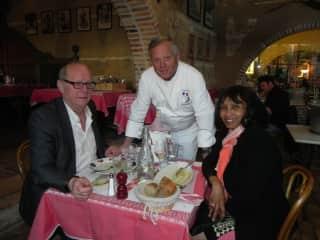 georges Blanc restaurant 3 stars