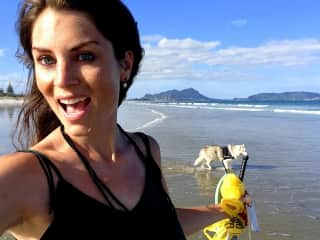 Beaches & Animals, two amazing things combined!