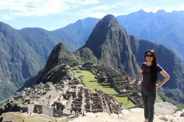 I've been to Machu Picchu twice