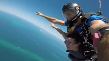 Rach Sky Diving
