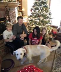 My family and Sammy