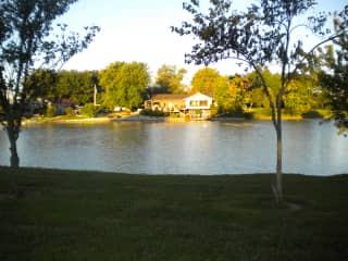 Our House in Southern IL USA (near St. Louis, Missouri)