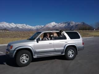 Fun adventures in Draper, Utah!