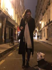 Melanie and Humphrey in Paris