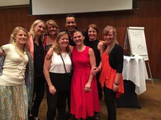 Transforming people's lives working as Australian Event Manager for an International Motivational Speaker with this dynamic team.