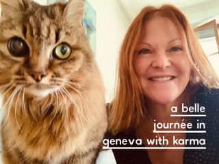 Karma in Switzerland - Urban Adventure in Geneva - 2019