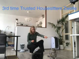 Trusted Housesit with Noor and Truffle in Zwolle, Netherlands