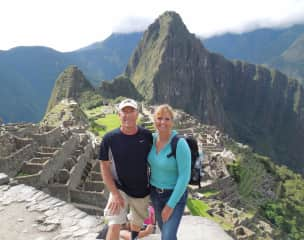 Jack & Pat, Machu Picchu