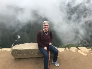 My visit to Machu Picchu, March 2018.