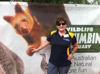 My Animal Studies course at the Currumbin Wildlife Sanctuary in Australia