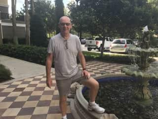 Mick in Florida