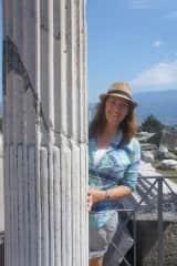 Exploring Pompeii