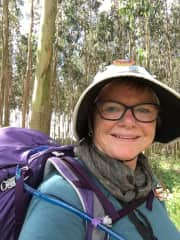My name is Morning and I am hiking the Camino Portuguese 2019
