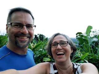 Dave and Tamara; Puerto Rico, Winter 2019