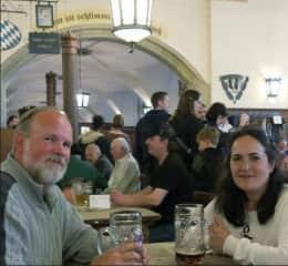 Mike & Alba in Munich