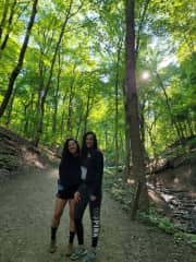 """A hike through """"Pittsburgh's Central Park"""""""