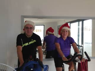 RPM Spinning classes