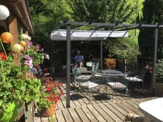 Terrasse summer